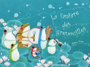 Couv - La Fanfare des Grenouilles