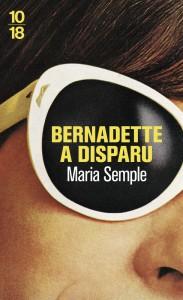 Couv - Bernadette A Disparu