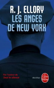 Couv - Les Anges de New York