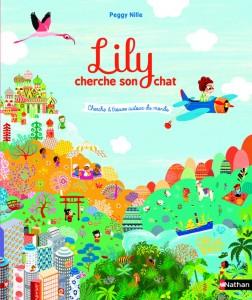 Couv - Lily Cherche Son Chat