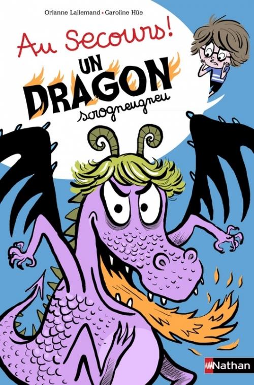au secours   un dragon scrogneugneu