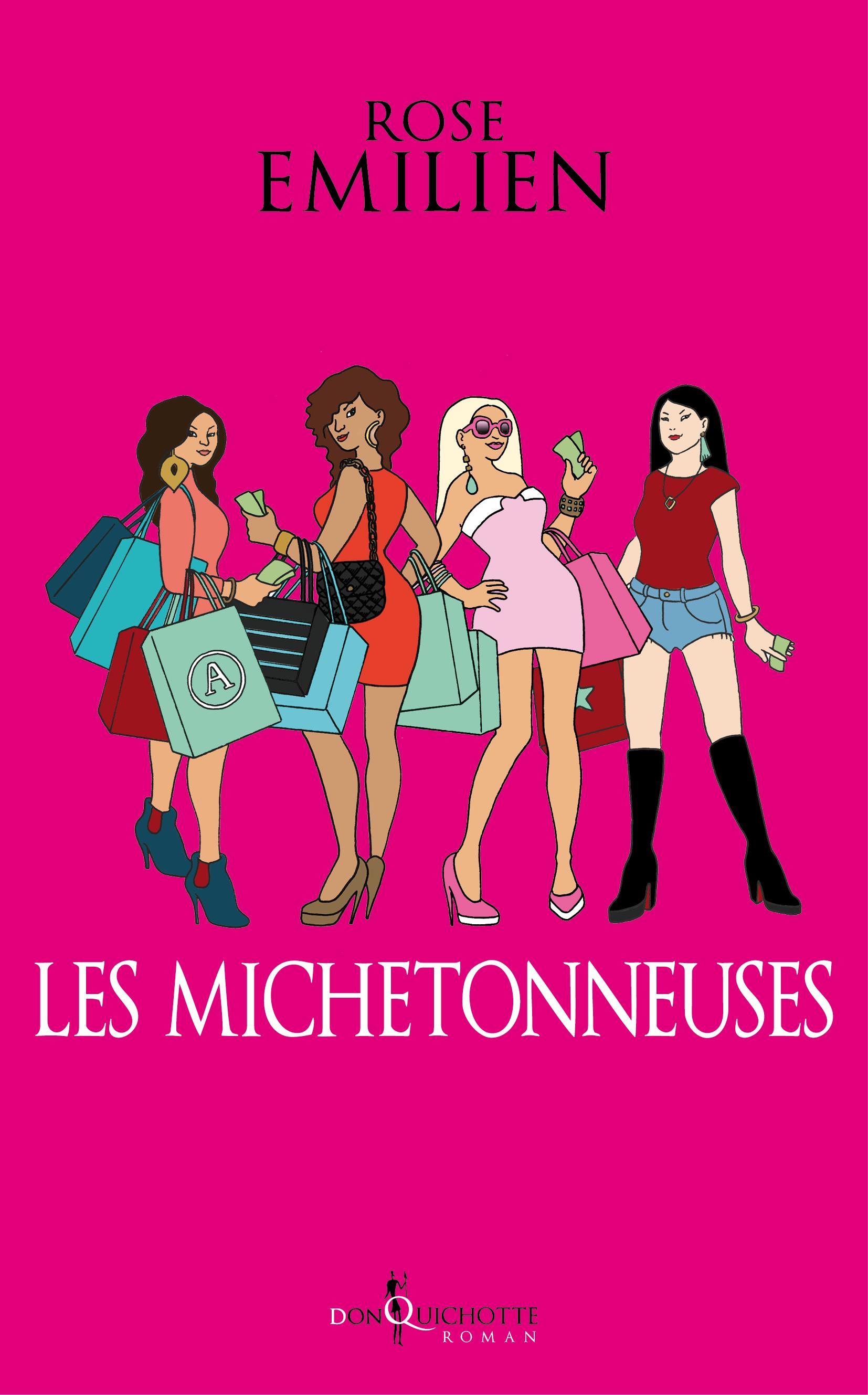 Les Michetonneuses (2016) - Rose Emilien