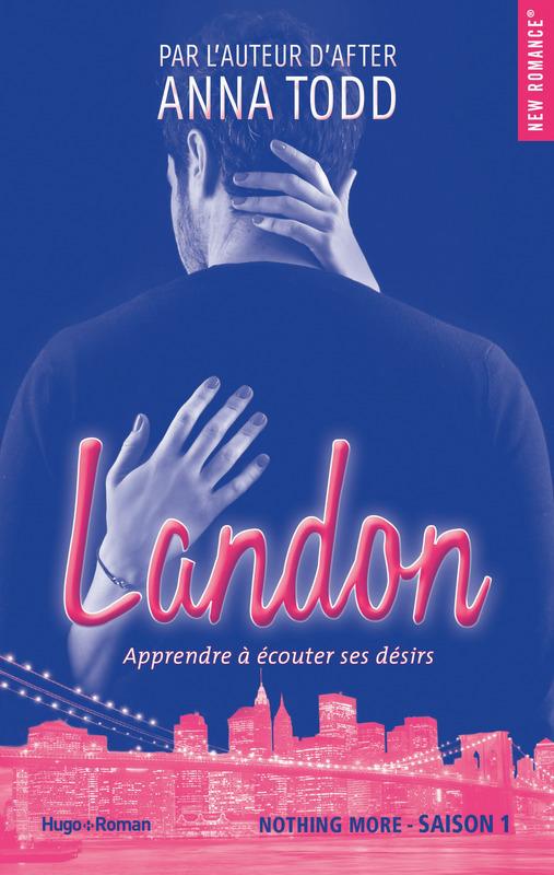 Landon Saison 1 D Anna Todd Romans Sur Canape